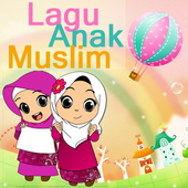 Lagu Anak Muslim Offline icon