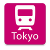Tokyo Rail Map ikona
