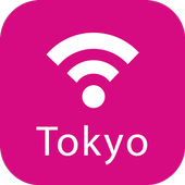 Tokyo WiFi Map icon