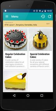 Cakewala apk screenshot