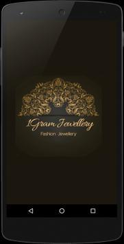 1Gram Jewellery poster