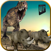 Dinosaur Simulator Ultimate 3D icon