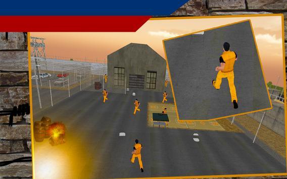 Prison Escape:Sniper Guard apk screenshot