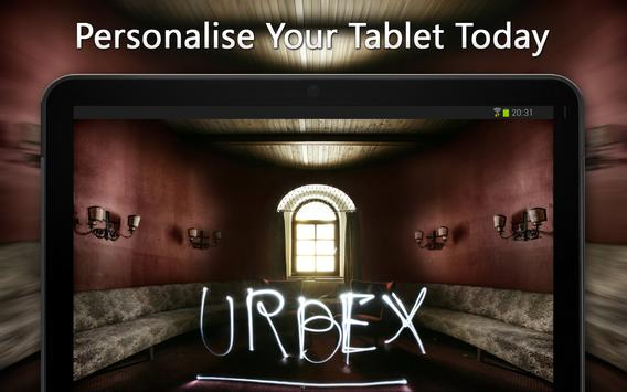 Urbex People Wallpapers apk screenshot