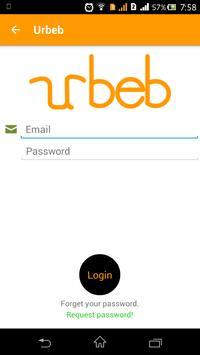 URBEB screenshot 1