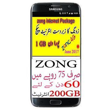 Zongg Free Internet Packages screenshot 4