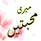 Meri Muhabtein Urdu Novel icon