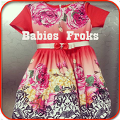 Babies Frocks Designs Collection icon