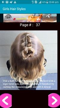 Girls Hair Styles apk screenshot