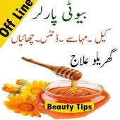 beauty tips app icon