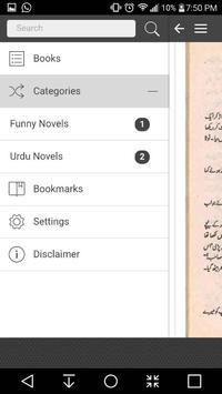 Urdu Novels Library apk screenshot