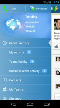 BusinessTeam apk screenshot