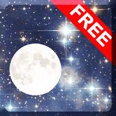 MagicNight Free Live Wallpaper icon