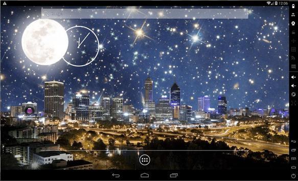 MagicNight Free Live Wallpaper apk screenshot
