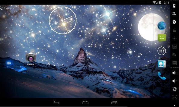 MagicNight Free Live Wallpaper screenshot 5