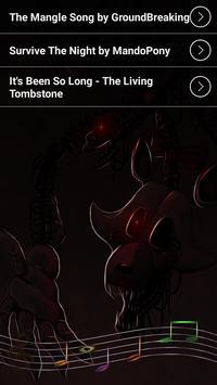 The Mangle Song Ringtones apk screenshot