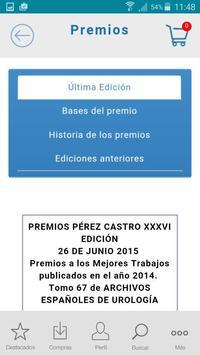 Archivos Españoles de Urología apk screenshot