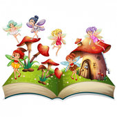 Fairy Tales Video Offline icon
