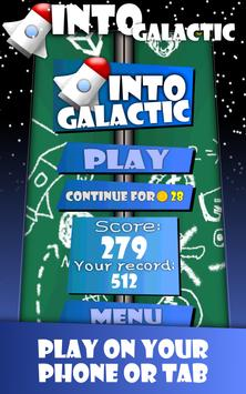 Into Galactic apk screenshot