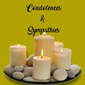 Condolences & Sympathy Message icon