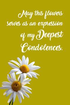 Condolences & Sympathy Message screenshot 2