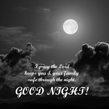 Good Night Wishes apk screenshot