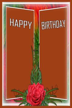 Happy Birthday Wishes screenshot 1
