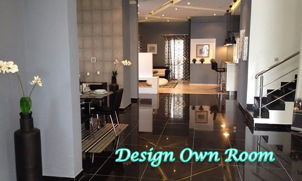 Design Ur Own Room poster