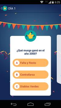 Carnaval Trivia 2015 screenshot 2