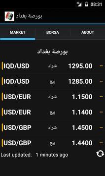 البورصة العراقية  Iraq Boursa poster