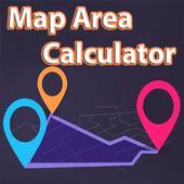 Map Area Calculator icon