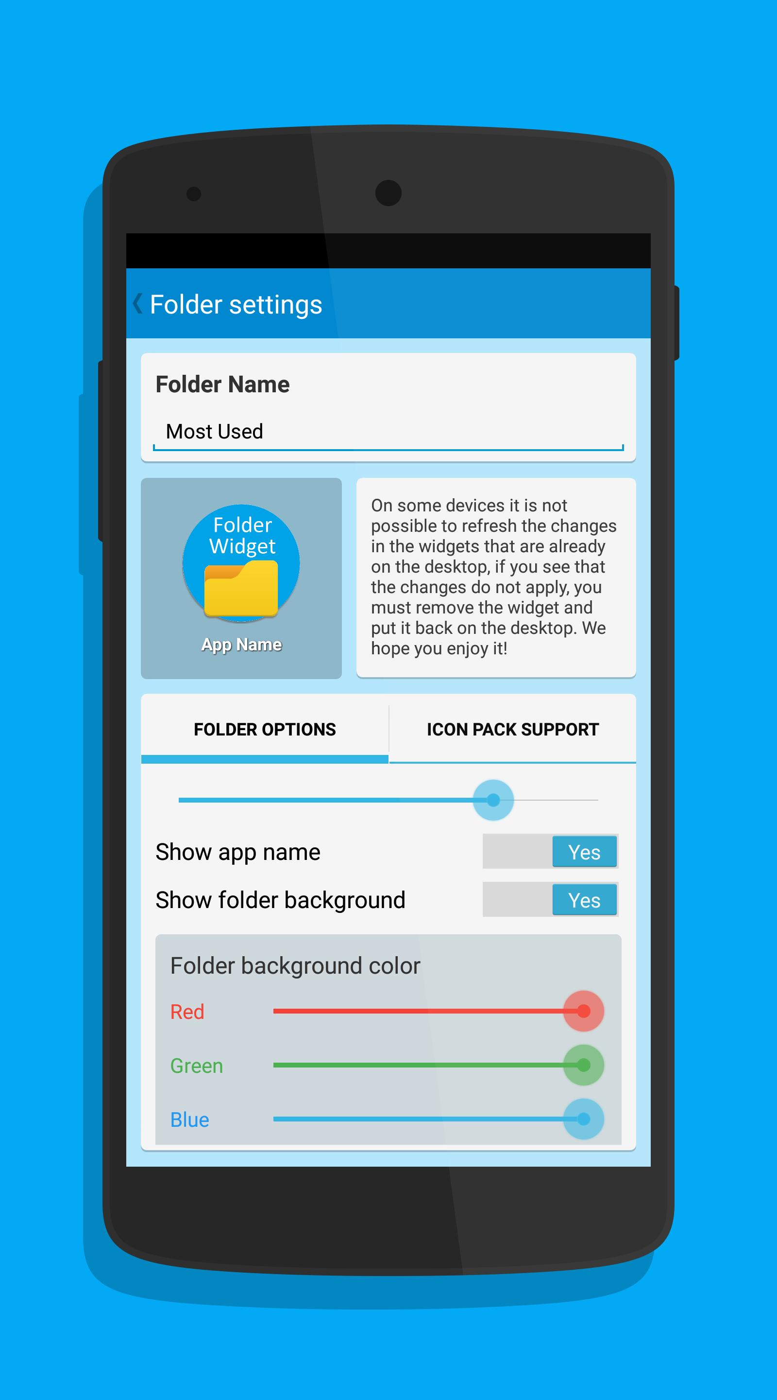 Foldery for Android - APK Download