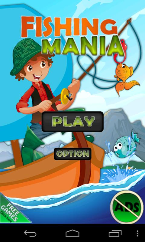 Fishing mania apk download free action game for android for Fish mania game