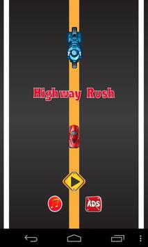 Highway Rush poster