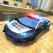 Police Chase Car Drift Drive Simulator 2018 icon