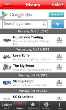 adzy: the QR code for radio screenshot 2