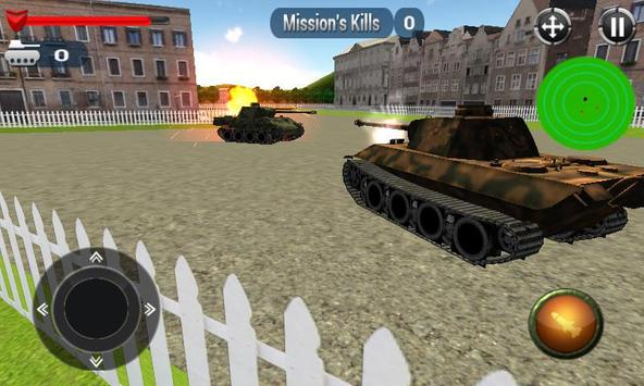 Us Army Tank War 2017 apk screenshot