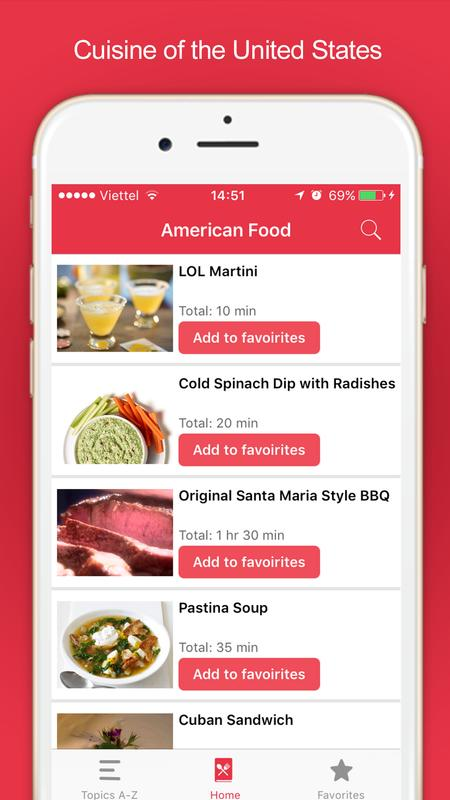 American cuisine meal ideas for android apk download american cuisine meal ideas poster forumfinder Choice Image
