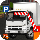 US HTV Training School Game 3D - HTV Parking Games icon