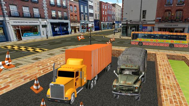 US HTV Training School Game 3D - HTV Parking Games poster