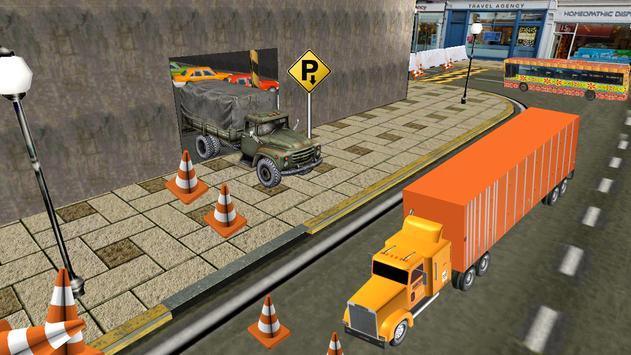 US HTV Training School Game 3D - HTV Parking Games apk screenshot
