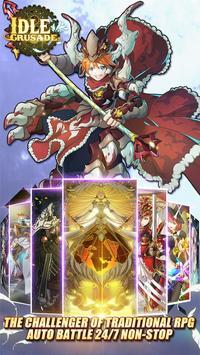 Idle Crusade poster