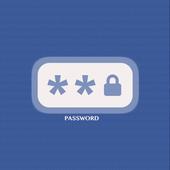 Password hacker for FB Prank icon
