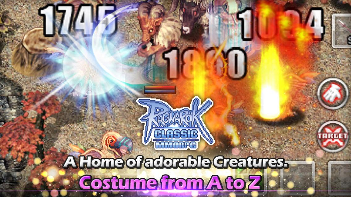Ragnarok Classic MMORPG for Android - APK Download