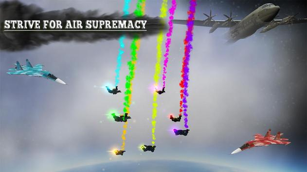 Nosotros skydive militar captura de pantalla 15