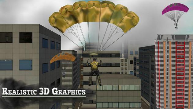 Nosotros skydive militar captura de pantalla 3