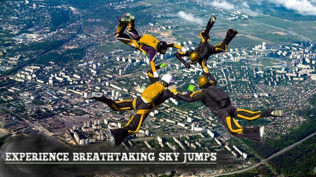 Nosotros skydive militar captura de pantalla 5