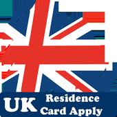 UK Residence Card Apply icon
