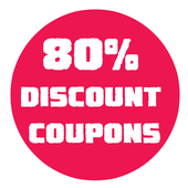 Discount Coupons App icon
