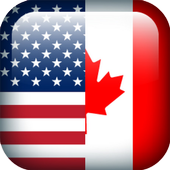 USA Free Number icon